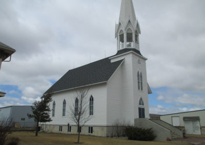 Beaver Creek Church, Forest City