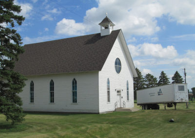 St. Ann's Catholic, Ramonda