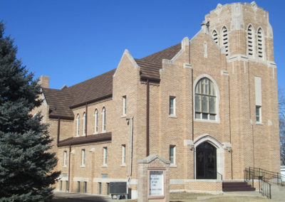 St. Peter Lutheran, Orchard