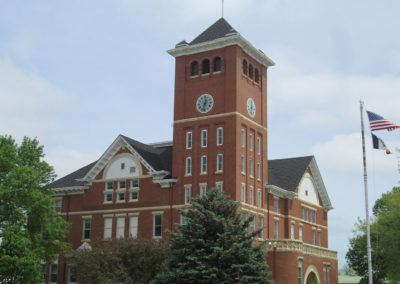 Wright County Court House